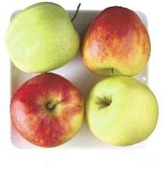 appels: goede voornemens met fruit