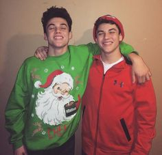 Dolan twins // imagines ♡ - Spending the holidays with him♡ - Wattpad