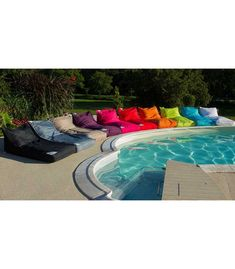 Lounge Furniture, Balcony, Monat, Creative Ideas, Outdoor Decor, Outdoors, Store, Home Decor, Swiming Pool