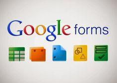Usando los formularios Google como recurso educativo