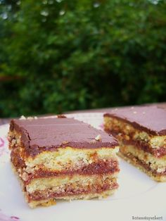 Healthy Food Options, Healthy Recipes, Salty Snacks, Paleo Sweets, Hungarian Recipes, Tiramisu, Clean Eating, Cooking Recipes, Ethnic Recipes