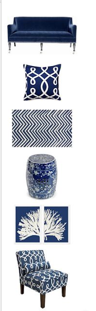 Love this sale. Everything navy blue - furniture, rugs, accessories, lamps....from $99. Limited quantities. MUST SEE DAILY DEALS - Updated Daily