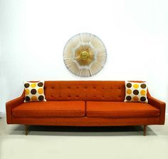 10 Pretty and Vintage Sofas for your Living Room