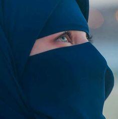 Black Hijab, Black Abaya, Hijab Evening Dress, Hijab Dress, Muslim Girls, Muslim Women, Hijab Dpz, Niqab Fashion, Hijab Niqab