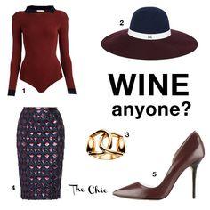 wine look