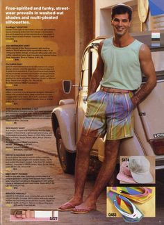 vintage late 80s mens fashions                                                                                                                                                                                 More