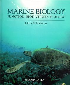 I want to be a marine biologist, I should read this book. ha