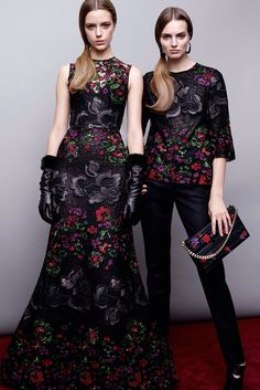 See the complete Elie Saab Pre-Fall 2015 collection.