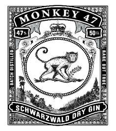 빨간 원숭이해 병신년에 마셔봐야하는 원숭이술 몽키47진 MONKEY 47 GIN : 네이버 블로그