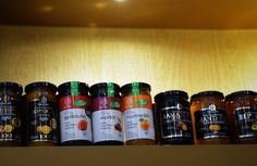 Μαρμελάδες Γεωδή κλασσικές, με στέβια και χωρίς καμία γλυκαντική ουσία. Geodi jams, with stevia and without any sweetener
