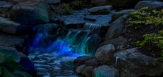 SOL Color Changing LED Spotlight | Clean Water Mill