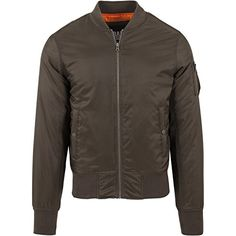 Urban Classics – SHINY BOMBER Jacket dark olive  This URBAN CLASSICS bomber jacket is wind and water repellent, helps to keep you heat and courses you accurately thru each army zone or town jungle.Obermaterial: one hundred% nylon. Futter: one hundred% Polyester.  http://dailydealfeeds.com/shop/urban-classics-shiny-bomber-jacket-dark-olive/