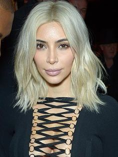 "By Stephanie Saltzman We're guessing you may have heard that right around the time when Jared Leto ditched his signature ombré waves and went platinum, so did Kim Kardashian.  Now that she finally nailed the look, we have some advice for the reality star—and anyone else who is contemplating going lighter for spring—on how to maintain it: Related: 50 Beauty Products to Try Before You Die Don't wash your hair as often.  ""Every time you wash your hair, you're stripping out color and moisture,""…"