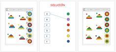 Actividades para trabajar la atención, orientación espacial y la percepción visual