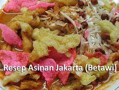 Resep Asinan Jakarta (Betawi)