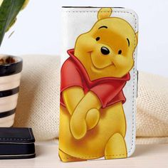 Winnie The Pooh | Disney | Movie | custom wallet case for iphone 4/4s 5 5s 5c 6 6plus case and samsung galaxy s3 s4 s5 s6 case - RSBLVD