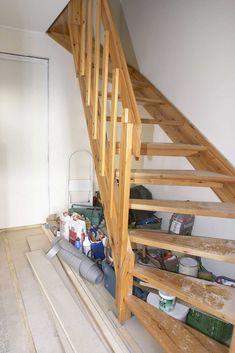Mal den gamle trappen, den blir som ny for – Happy Homes Norge