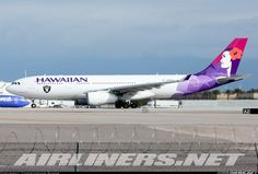 Airbus A330-243 - Hawaiian Air