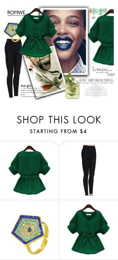 """""""Romwe 3"""" by difen ❤ liked on Polyvore"""