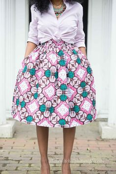 Image of Bila Skirt