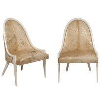 Hide Slipper Chair | Pieces