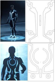 1000 ideas about tron costume on pinterest cosplay