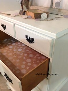 Paper drawers!