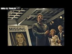 Gone Girl is a 2014 American thriller film directed by David Fincher and adapted by Gillian Flynn from her 2012 novel of the same name. It stars Ben Affleck, Rosamund Pike, Neil Patrick Harris, Tyl. David Fincher, Rosamund Pike, 10 Film, Film 2014, Movies 2014, Go To Movies, Movies Free, Popular Movies, Watch Movies