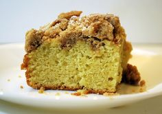 Ryan really misses good coffee cake and I've been looking for a recipe!  Will definitely be giving this a try!!