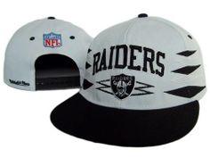 b853b143c20  8.00 Mitchell and Ness NFL Oakland Raiders Stitched Snapback Hats 031