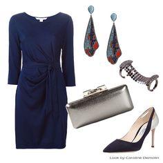A menina do vestido azul!  Como um pequeno ato pode ser o start para grandes mudanças!Veja post completo em www.carolinedemolin.com.br. #fashion #moda #trend #tendencias #looks #lookdodia #lookoftheday #consultoriademoda #consultoriadeimagem #personalstylist #personalstylistbh #estilo #style  #loveshoes #sapatos #shoes #clothes #dianevonfurstenberg #prada #hectoralbertazzi