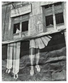 Two Pairs of Legs - Manuel Alvarez Bravo