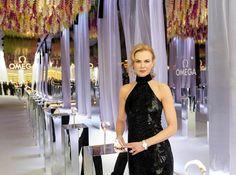 Nicole Kidman celebró 10 años junto a OMEGA on Revista Finisima http://finisima.com.ve/sitio