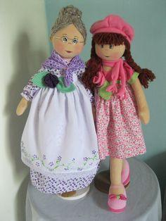 muñecas abuelitas