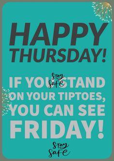 Happy Thursday, Calm