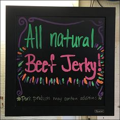 If a major component of yours store sales, you might step up your game with this large-scale, oversize All Natural Beef Jerky Spinner Tower. Beef Jerky, Tower, Neon Signs, Natural, Lathe, Towers, Nature, Building, Au Natural