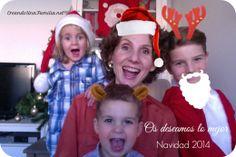 Nuestra felicitación de Navidad del 2014