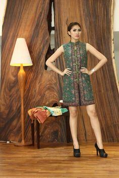Cheongsam batik