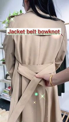 Ways To Wear A Scarf, How To Wear Scarves, Belt Knot, Diy Fashion Hacks, Fashion Tips, Diy Clothes And Shoes, Stylish Dresses For Girls, Diy Scarf, Casual Outfits