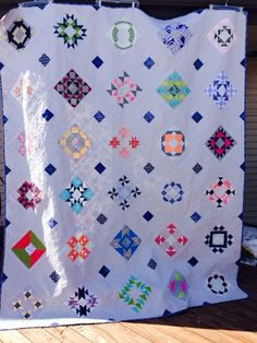 Hello Quilty Lady: Finally a Friday Finish