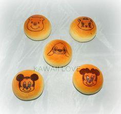 Medium Disney Squishy Bun Kawaii Disney, Indie Brands, Buns, Medium, Awesome, Stuff To Buy, Collection, Food, Meals