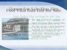 House for Sale Hua Hin - at Affordable Rates Garden Villa, Property For Sale, Thailand, House, Home, Haus, Houses, Homes