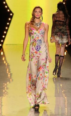 Betsey Johnson - Spring 2012 - Mercedes Benz Fashion Week
