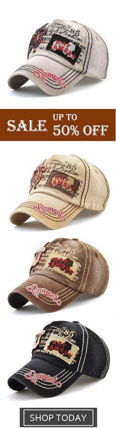 Mens Patch Embroidered Metal Skull Sunshade Snapback Hats Baseball Cap