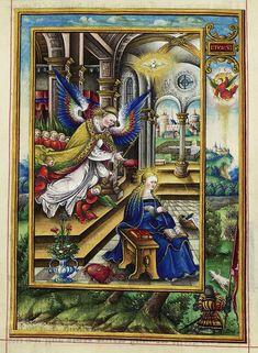 Gebetbuch von Gabriel Glockendon für Kardinal Albrecht von Brandenburg Faksimile Nürnberg 1536/37.