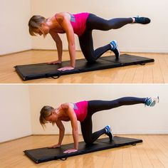 Pin for Later: Skip the Squats and Do These 15 Booty-Sculpting Moves Instead Dirty Dog