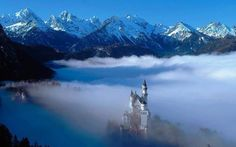 I would love to eat my LAYS in Neuschwanstein, Bayern, Germany