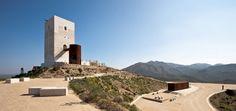 Nazari Tower Restoration, Almeria, Spain