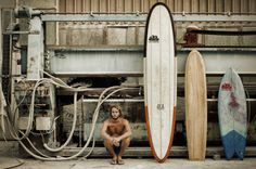 .Great looking longboard, wish there was a side view to see rocker