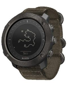 The latest from Suunto, the Traverse Alpha meets the toughest U.S. Military…
